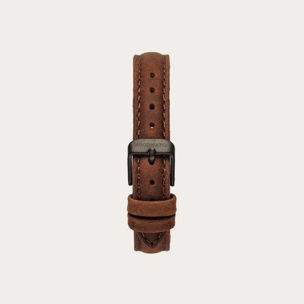 AURORA - 36 MM Cinturino Pecan 14mm