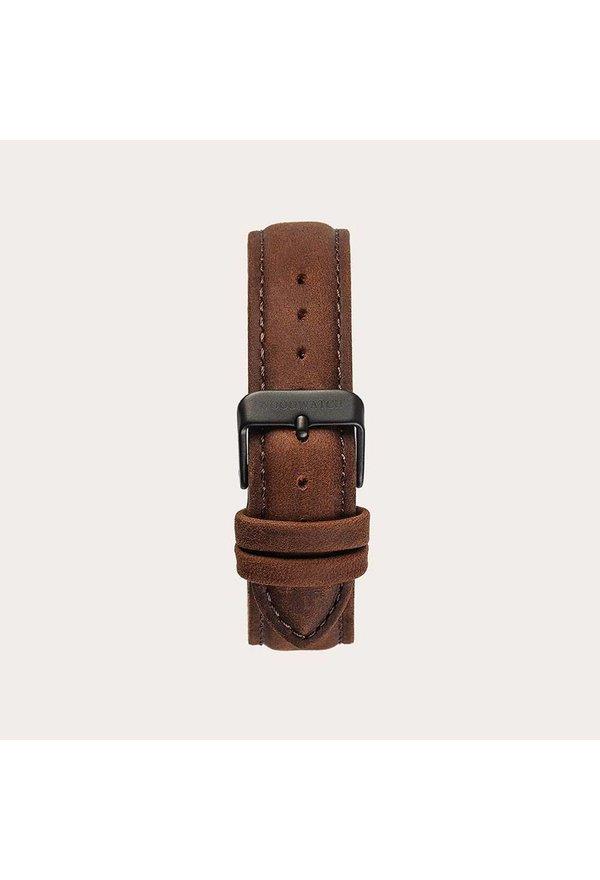 MINIMAL - 40 MM Cinturino Pecan 18mm