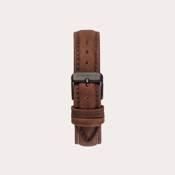 CLASSIC - 40MM Pecan Uhrenarmband 16mm