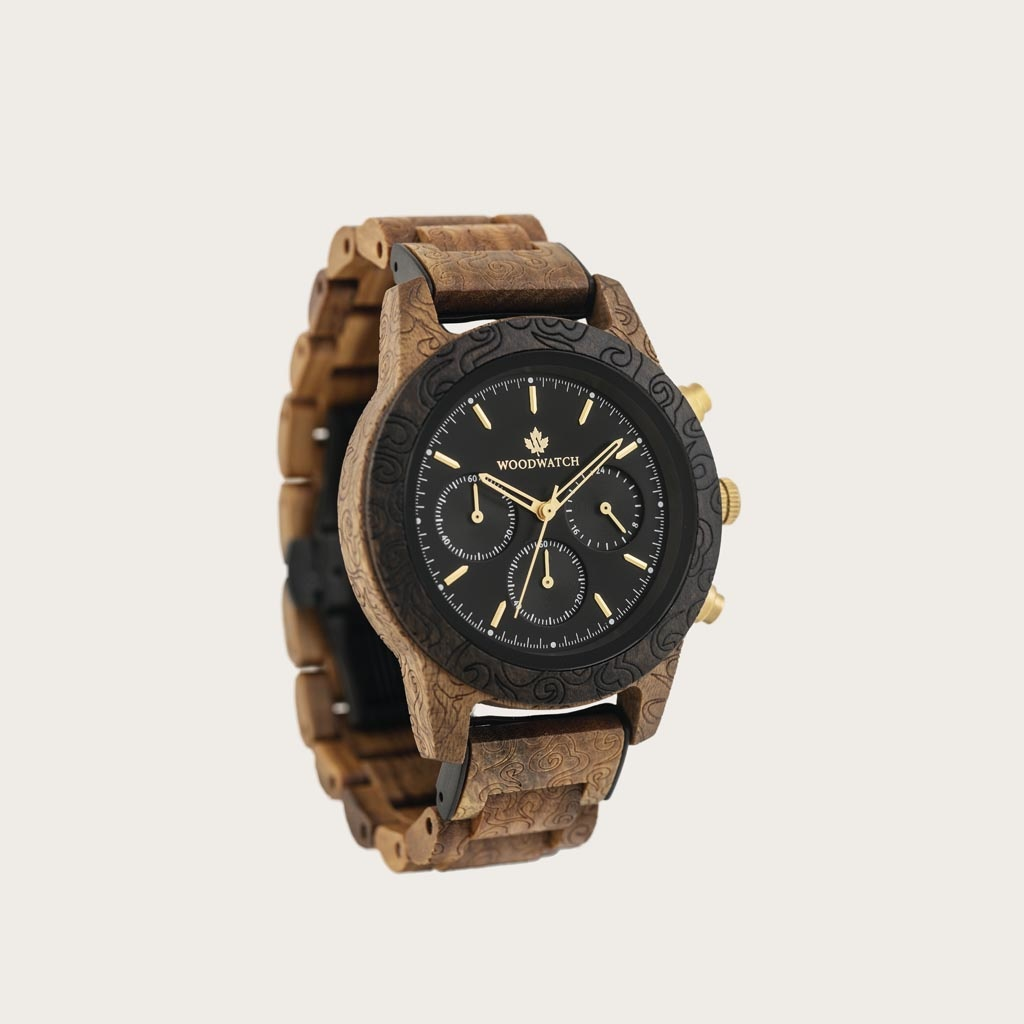 WoodWatch Orologi in Legno | Engraved Special Edition