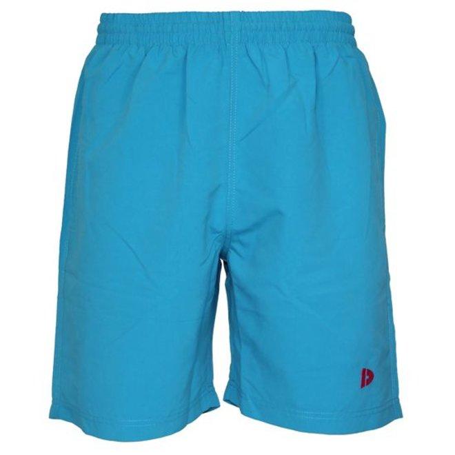 Donnay Heren - Sport/zwemshort Dex - Midden blauw