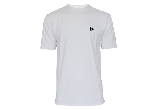 Donnay Donnay T-Shirt Vince - Wit