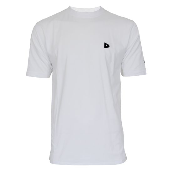 Donnay Donnay Heren - T-Shirt Vince - Wit