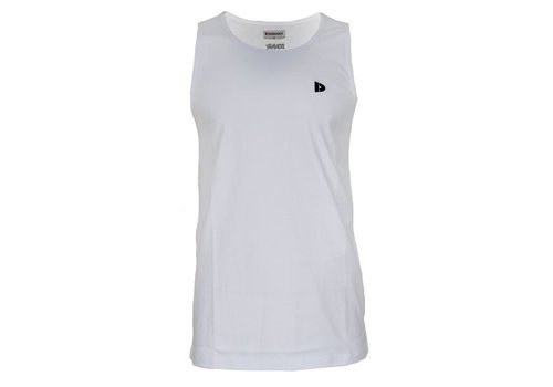Donnay Donnay Singlet James - Wit