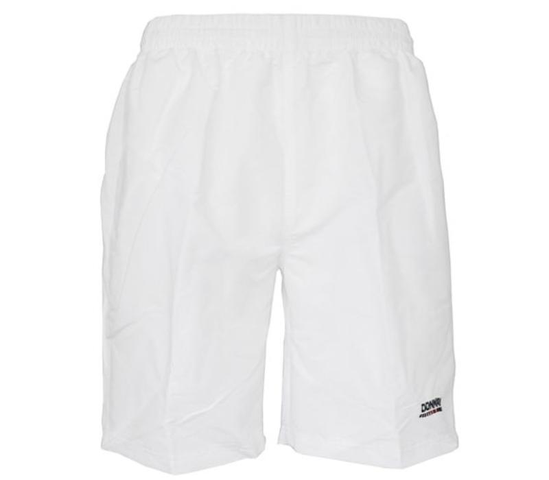 Donnay Korte sportbroek - Junior - Wit