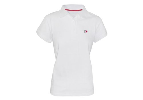 Donnay Donnay Polo shirt Dames - Wit