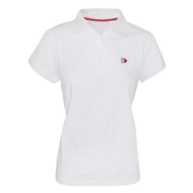 Donnay Dames - Polo Shirt - Wit