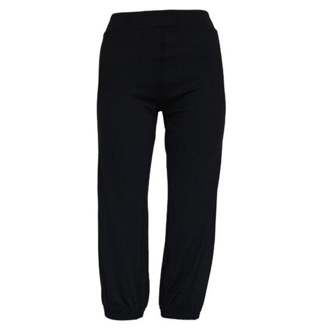 Donnay Dames - Fitness/Yoga ¾ broek - Zwart