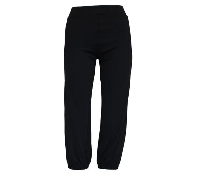 Donnay Fitness/Yoga ¾ broek - Dames - Zwart