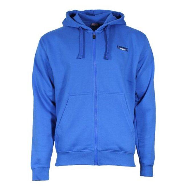 Donnay Heren - Vest met capuchon - Korenblauw