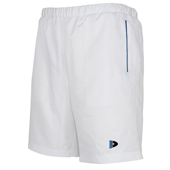 Donnay Donnay Junior - Korte sportbroek (cool dry) - Wit
