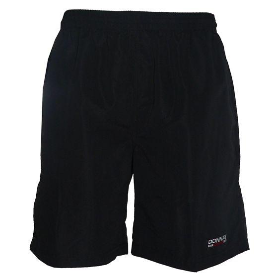 Donnay Donnay Junior - Korte sportbroek - Zwart