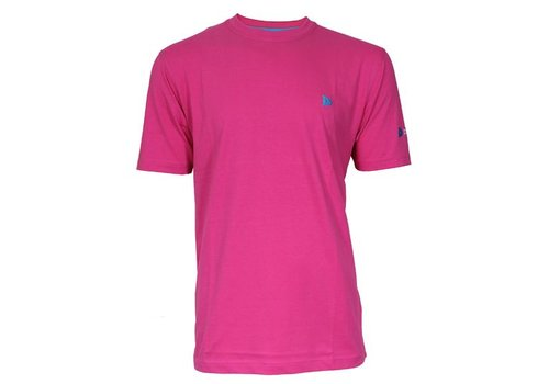 Donnay Donnay T-Shirt Vince - Donker Roze