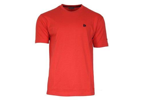 Donnay Donnay T-Shirt Vince - Licht oranje