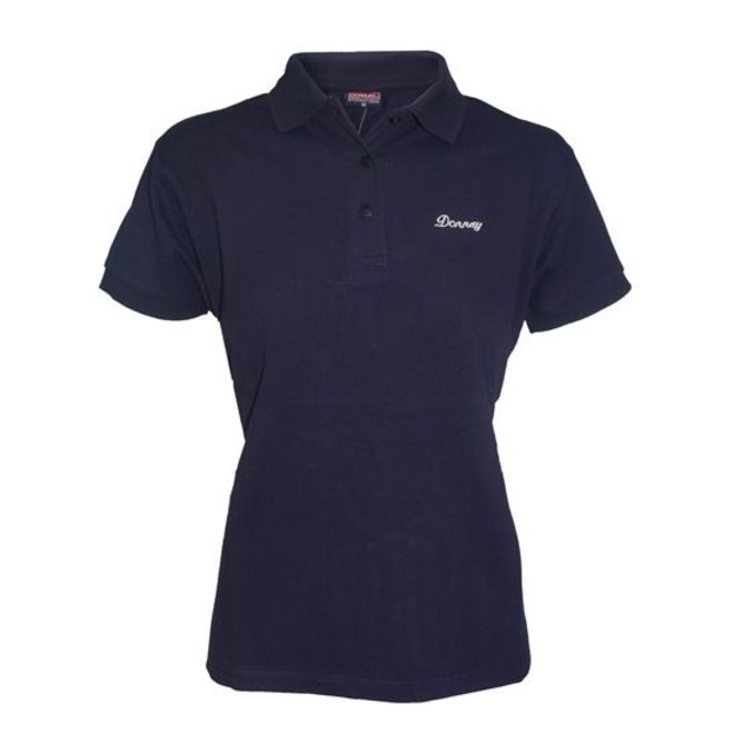 Donnay Dames - Polo Shirt - Navy