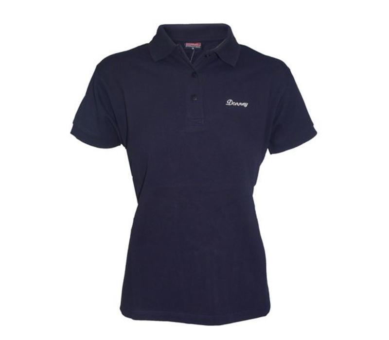Donnay Polo shirt Dames - Navy