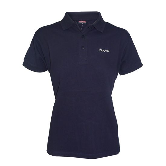 Donnay Donnay Dames - Polo Shirt - Navy