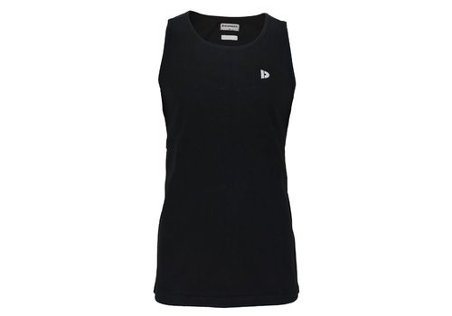 Donnay Donnay Singlet James - Zwart