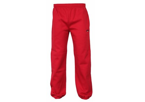 Donnay Donnay Joggingbroek met boord - Junior - Hard rood
