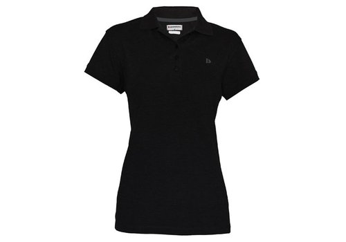 Donnay Donnay Polo shirt Dames - Zwart