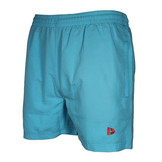 Donnay Donnay Heren - kort Sport/zwemshort Toon - Donker turquoise
