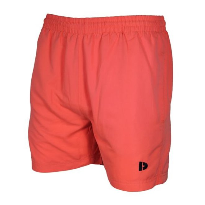 Donnay Heren - kort Sport/zwemshort Toon - Licht oranje