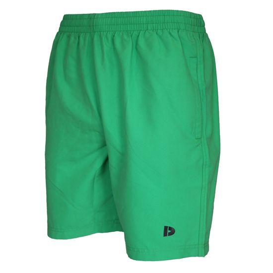Donnay Donnay Heren - Sport/zwemshort Dex - Appelgroen