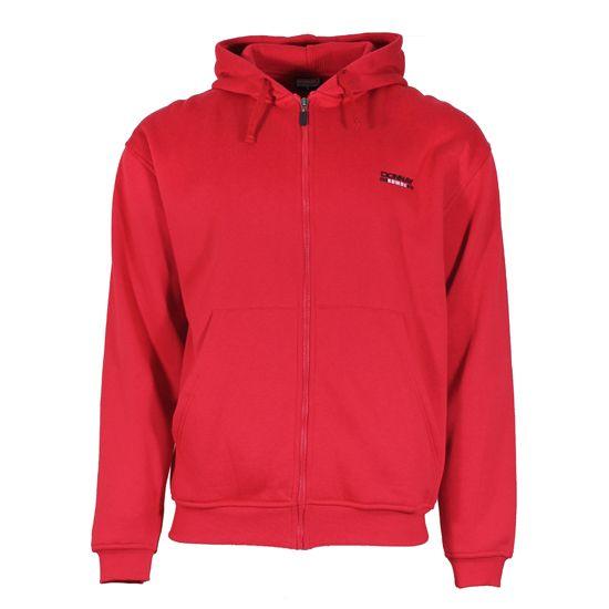 Donnay Donnay Heren - Vest met capuchon - Hard rood