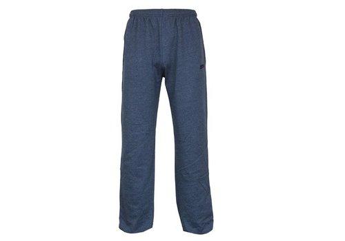 Donnay Donnay Joggingbroek met rechte pijp - Spijkerbroek blauw gemêleerd