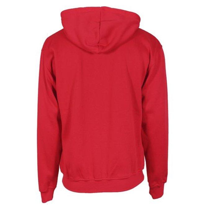 Donnay Heren - Vest met capuchon - Hard rood