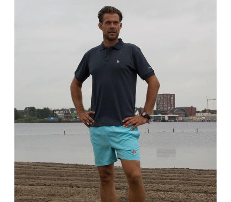 Donnay Sport/zwemshort (kort model) - Donker turqoise