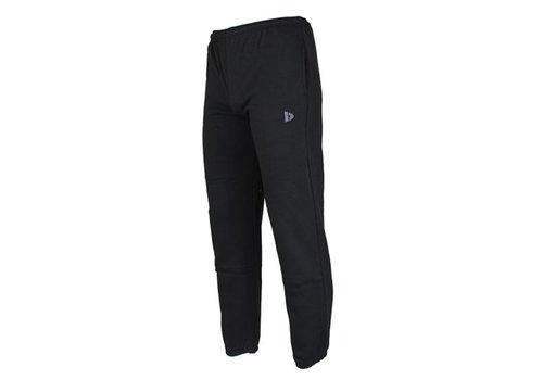 Donnay Donnay Joggingbroek met boord - Zwart