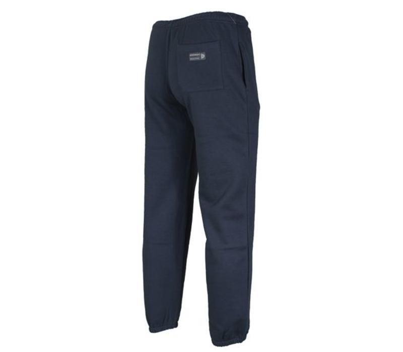Donnay Joggingbroek met boord - Donkerblauw