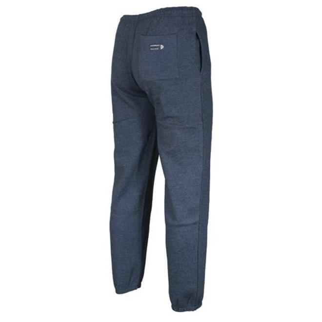 Donnay Heren - Joggingbroek Alec - Spijkerbroek blauw gemêleerd