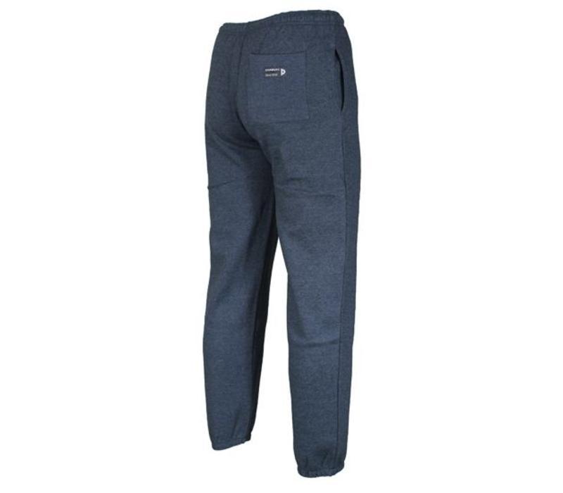 Donnay Joggingbroek met boord - Spijkerbroek blauw gemêleerd
