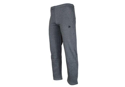Donnay Donnay Joggingbroek met rechte pijp - Donker grijs gemêleerd  - NIEUW