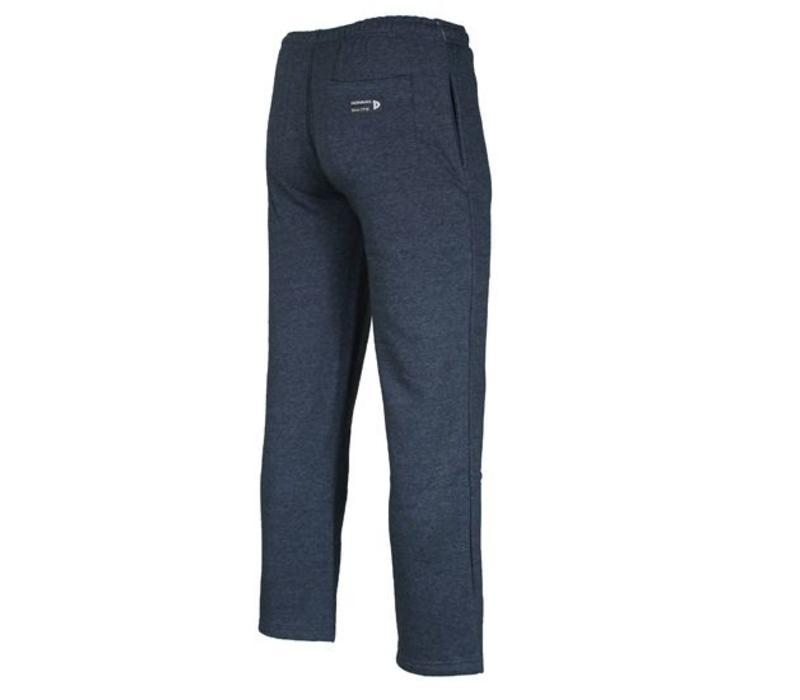Donnay Joggingbroek met rechte pijp - Spijkerbroek blauw gemêleerd - NIEUW