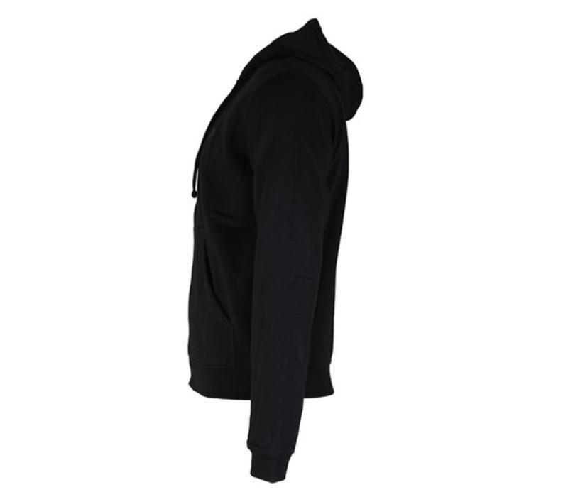 Donnay vest met capuchon - Zwart- NIEUW