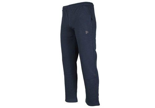 Donnay Donnay Joggingbroek dunne kwaliteit met rechte pijp - Donkerblauw  - NIEUW