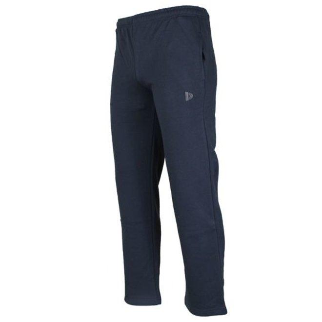 Donnay Heren - Joggingbroek dunne stof Nigel - Donkerblauw