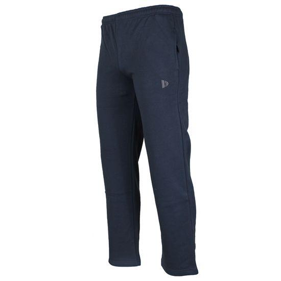 Donnay Donnay Heren - Joggingbroek dunne stof Nigel - Donkerblauw