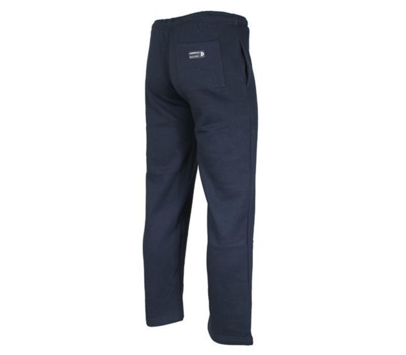 Donnay Joggingbroek dunne kwaliteit met rechte pijp - Donkerblauw  - NIEUW