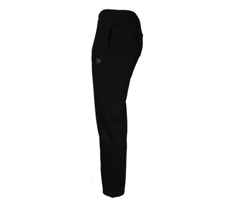 Donnay Joggingbroek dunne kwaliteit met rechte pijp - Zwart - NIEUW