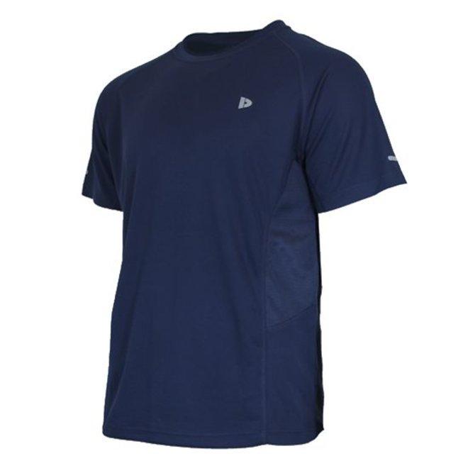 Donnay Heren - Multi Sport T-shirt - Donkerblauw