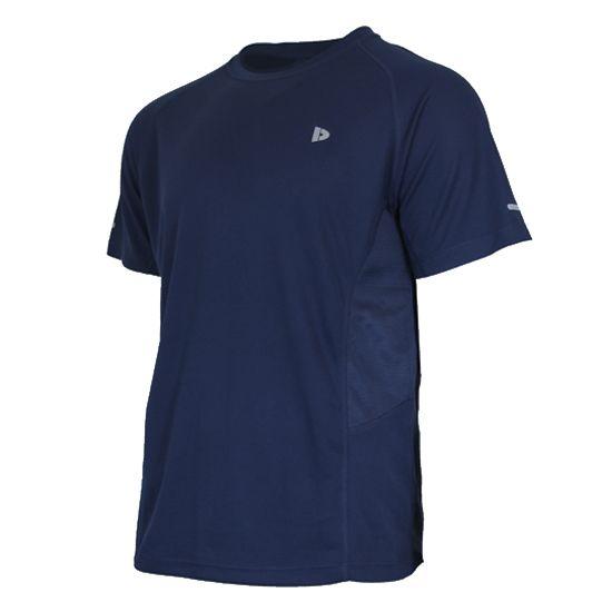 Donnay Donnay Heren - Multi Sport T-shirt - Donkerblauw
