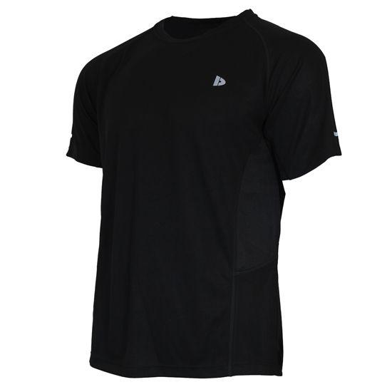 Donnay Donnay Heren - Multi Sport T-shirt - Zwart