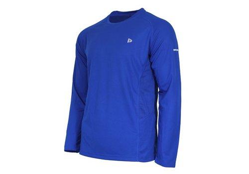 Donnay T-shirt lange mouw Multi sport - Cobalt