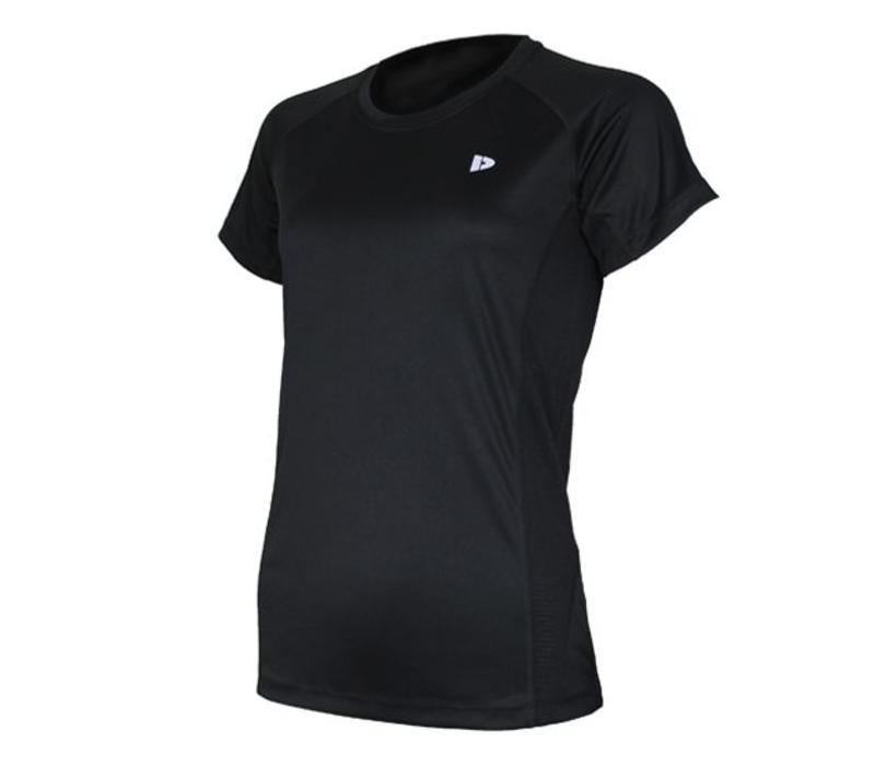 Donnay T-Shirt Multi sport - Dames - Zwart