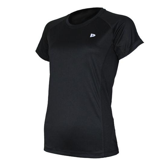 Donnay Donnay Dames - Multi Sport T-shirt - Zwart