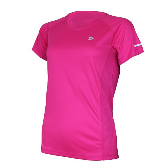 Donnay Donnay Dames - Multi Sport T-shirt - Roze
